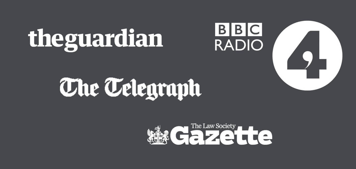Just a few of the media outlets where Joanna has discussed parental alienation